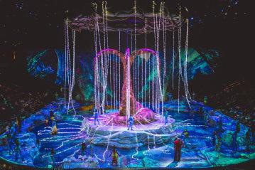 Cirque Du Soleil's Toruk