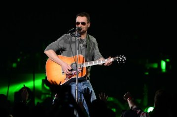 Eric Church Intrust Bank Arena