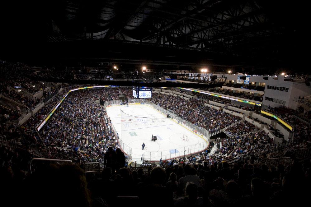 Intrust Bank Arena Wichita Entertainment - Intrust arena seating
