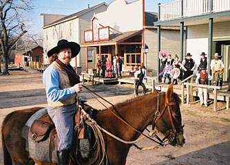Old cowtown museum wedding venues