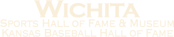 Wichita Sports Hall of Fame & Museum / Baseball Hall of Fame Logo