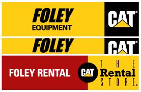 Foley Equipment and Foley Rental Logo