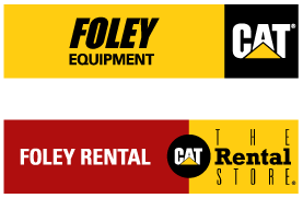 Foley Equipment and Foley Rental Logo