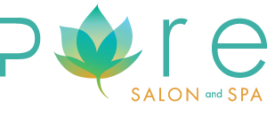 Pure Salon and Spa Logo