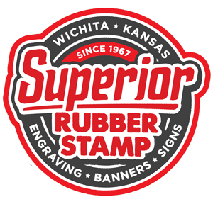 Superior Rubber Stamp & Seal Logo