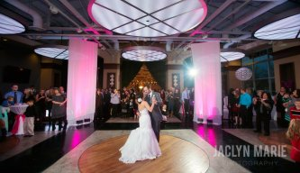 Wedding Reception at ABODE Venue