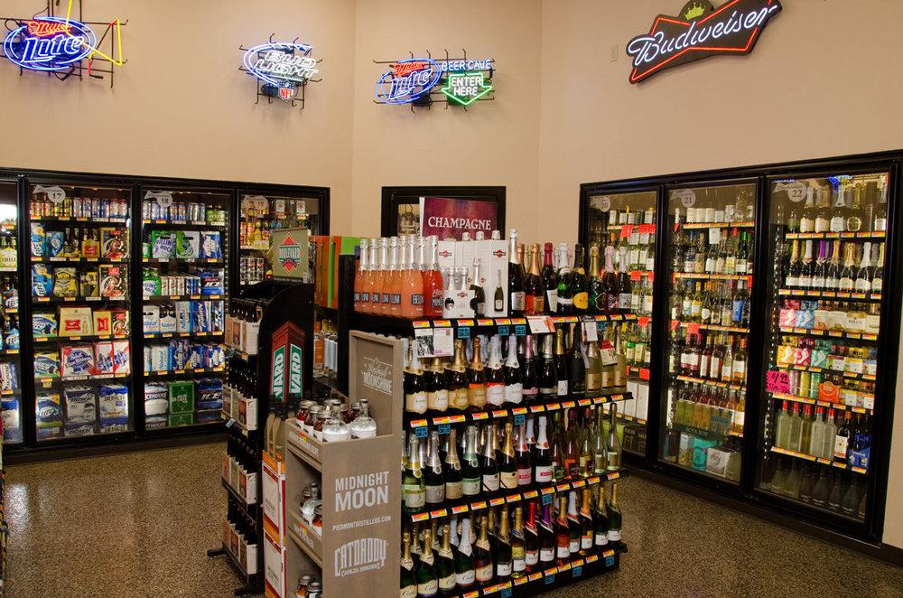 Photo of Lightner Retail Liquor - Wichita, KS, United States. A gigantic  selection
