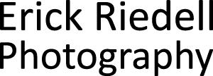 Erick Riedell Photography Logo