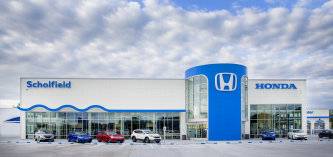 Scholfield Honda New Car Dealership