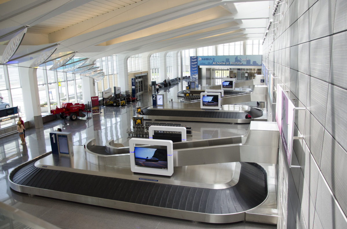 New Luggage Carousels