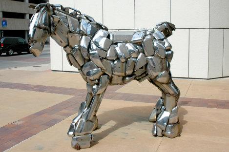 John Kearney Sculptures