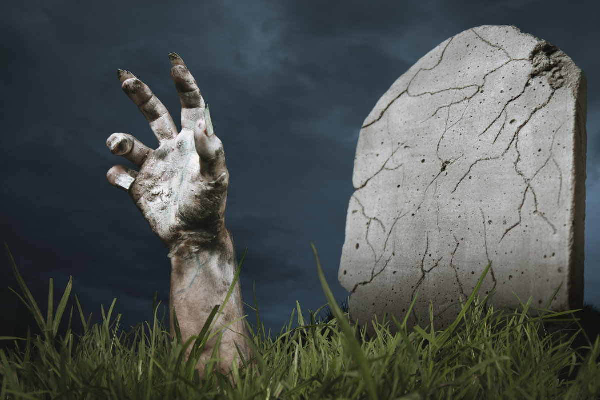 It's Zombie Preparedness Month