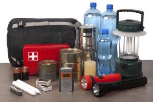 (emergency) response kit.