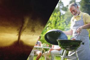 11. Tornado Siren