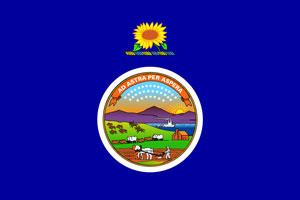 State of Kansas Flag