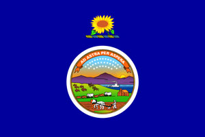 State of Kansas Flag