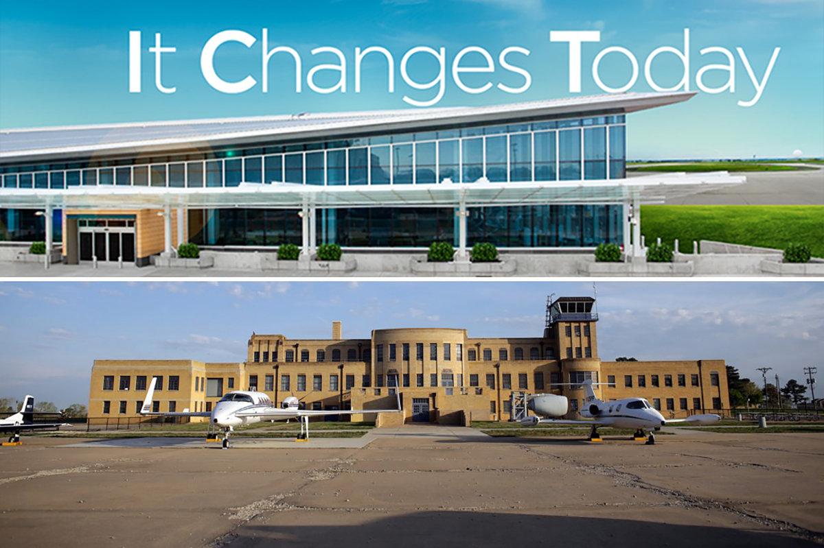 Old Vs New Terminal