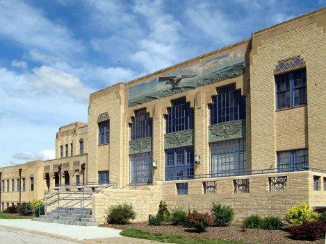 Kansas Aviation Museum Modern