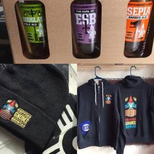 Hopping Gnome Merchandise