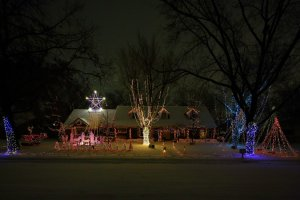 Marshall Family  Lights