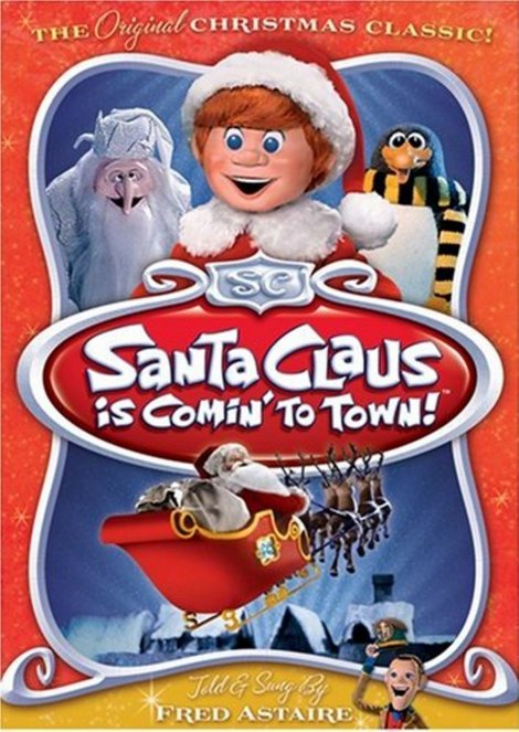 Santa Claus is Comin\' To Town