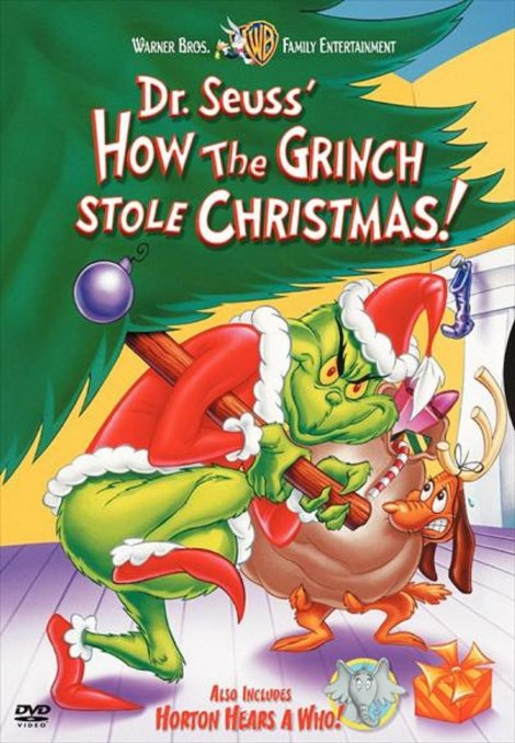 Dr. Seuss\' How the Grinch Stole Christmas