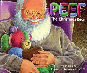 Peef the Christmas Bear