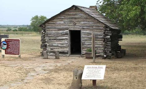 The Little House on the Prairi