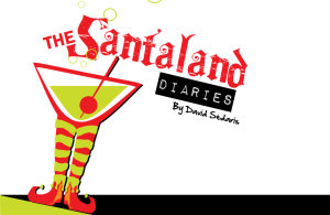 The Santaland Diaries at Roxy'