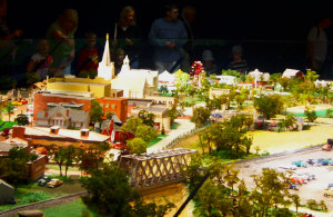 Kansas in Miniature Holiday Sh