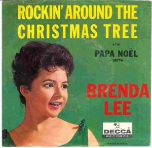 Rockin\' Around the Christmas Tree- Brenda Lee