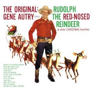 Rudolf The Red-Nosed Reindeer - Gene Autry