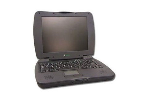 Gateway laptop with 12.1-in. display