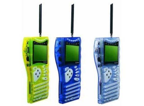 Wireless messaging and an MP3