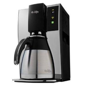 Mr. Coffee Smart Wi-Fi Enabled Coffee Maker