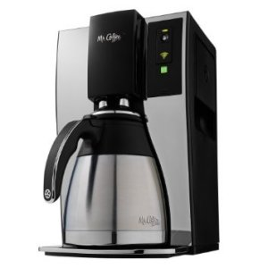 Mr. Coffee Smart Wi-Fi Enabled Coffee Maker