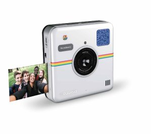 Polaroid Socialmatic Instant Digital Camera