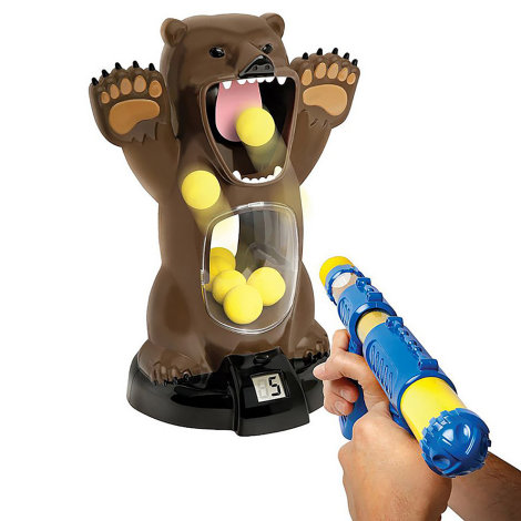 Bear Shooting Game
