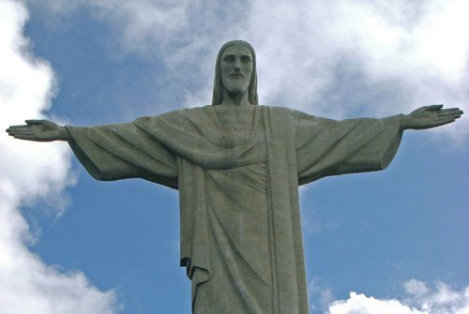 Christ The Redeemer - Brazil