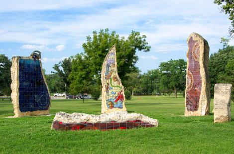 Riverside Stonehenge