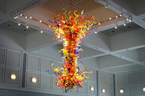 Wichita Art Museum Chihuly