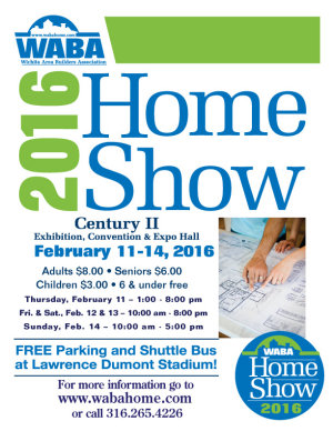 Wichita Area Builders Association Hosts 62nd Home Show