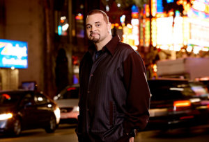 Sinbad at the Orpheum