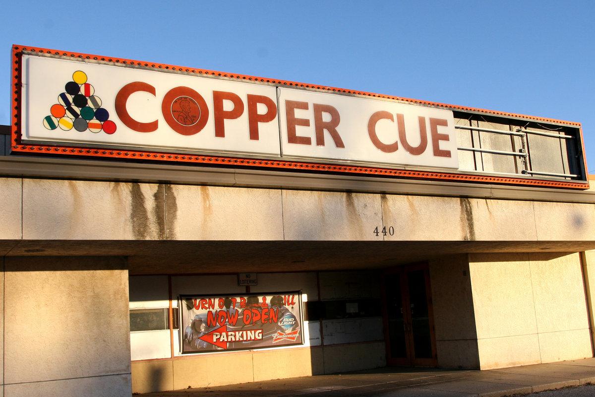Copper Cue
