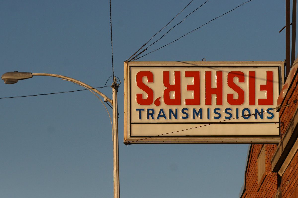 Fisher\'s Transmissions