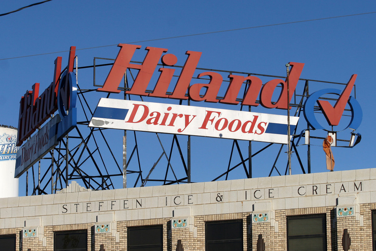 Hiland Dairy Letters