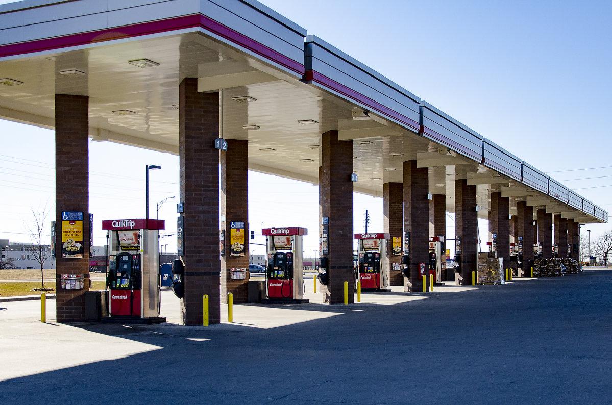 QT Gas Pumps