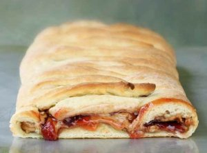 Peanut Butter and Jelly Braide