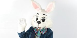 Meet the Easter Bunny at Towne