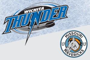 Thunder Hockey vs. Missouri Ma